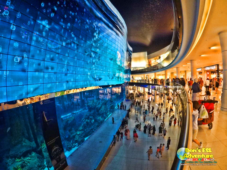 Part Day In Dubai What Its Like Visiting Dubai Mall The - Largest mall in usa