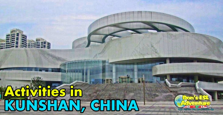 See a Play or Musical at the Kunshan Culture & Art Center | Things to Do in Kunshan, China | Don's ESL Adventure!