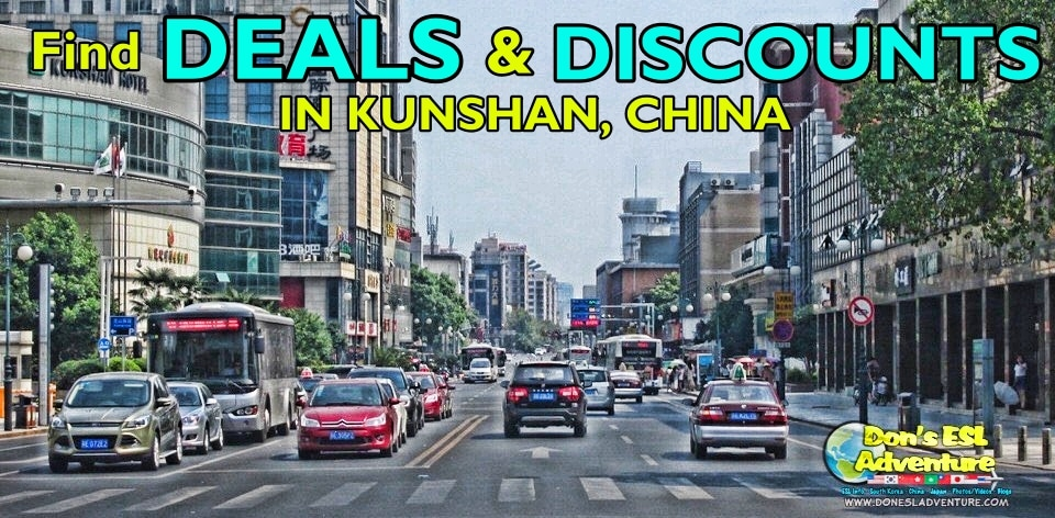 Kunshan Meituan | Find Deals & Discounts in Kunshan | Don's ESL Adventure!