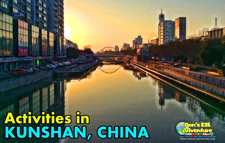 Take a Scenic Boat Road Down Loujiang River in Kunshan | Things to Do in Kunshan, China | Don's ESL Adventure!