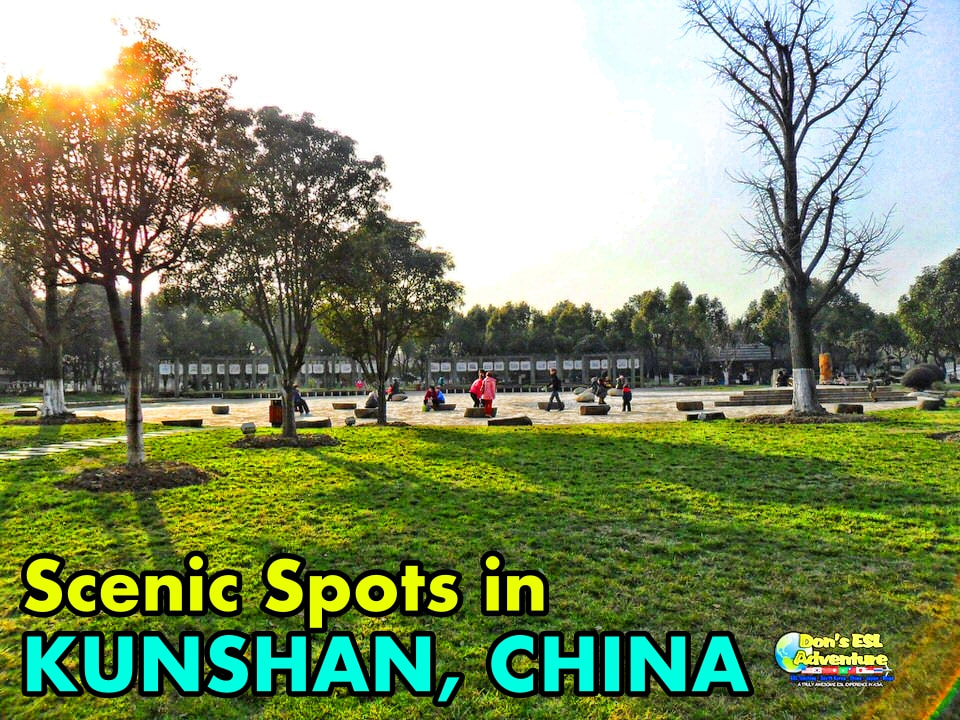 Kunshan's Forest Park | Things to Do in Kunshan, China | Don's ESL Adventure!